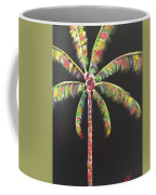Funky Palm Tree Coffee Mug