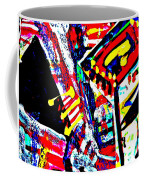 Funky Pop-10 Coffee Mug