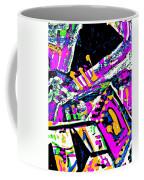 Funky Pop-7 Coffee Mug