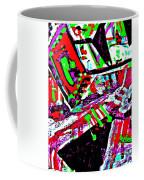 Funky Pop-9 Coffee Mug