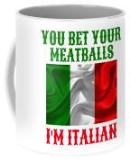 Funny Italian Flag Coffee Mug