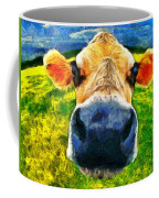 Funnycow Coffee Mug