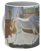 furious Horse Coffee Mug