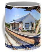 Furnace Sidings Railway Station Coffee Mug