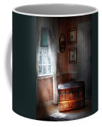 Furniture - Bedroom - Family Secrets Coffee Mug by Mike Savad