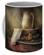Furniture - Table - The Water Pitcher Coffee Mug by Mike Savad