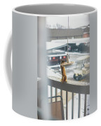 Furry Friend Coffee Mug