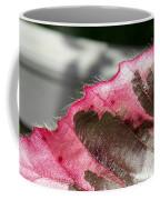 Furry Leaf Coffee Mug