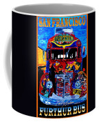 50th Anniversary Further Bus Tour Coffee Mug