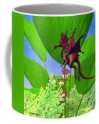 Fury Flying Dragon Coffee Mug