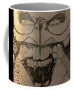 Fury On Fury Road Coffee Mug