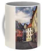 Fussen In The Morning Coffee Mug