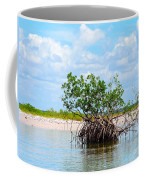 Future Island Coffee Mug