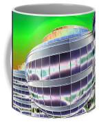 Future Office Space Coffee Mug by Carol Groenen