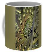 Futuristic Realm Coffee Mug