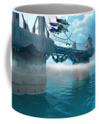 Futuristic Skyway Coffee Mug