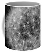 Fuzzy - Black And White Coffee Mug