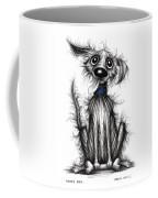 Fuzzy Dog Coffee Mug