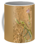 Fuzzy Flower Coffee Mug