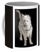 Fuzzy Molly Coffee Mug