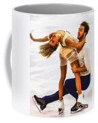 Gabriella Papadakis And Guillaume Cizeron Coffee Mug