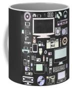Gadgets Icon Coffee Mug