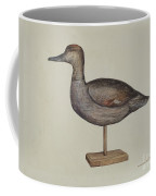 Gadwall Decoy Coffee Mug