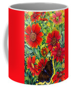 Gaillardia Coffee Mug