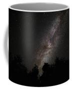 Galactic Center Coffee Mug