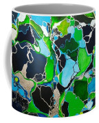 Galactic Puzzle Coffee Mug