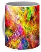 The Galaxy Coffee Mug