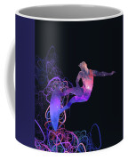Galaxy Surfer 3 Coffee Mug