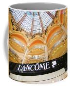 Galeries Lafayette Inside 2 Art Coffee Mug