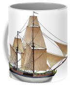 Galiote Coffee Mug