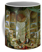 Gallery Of Views Of Ancient Rome Coffee Mug