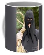 Gallows Hangman With Noose Coffee Mug