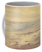 Galveston Island Sunset Seascape Photo Coffee Mug by Svetlana Novikova