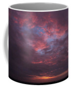 Galveston Texas Sunset Coffee Mug
