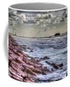 Galveston's Piers Coffee Mug