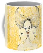 Game Of Masks Coffee Mug