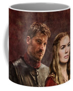 Game Of Thrones. Cersei And Jaime. Coffee Mug