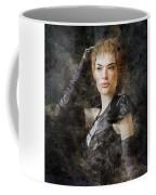 Game Of Thrones. Cersei Lannister. Coffee Mug