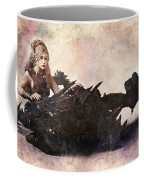 Game Of Thrones. Daenerys. Mother Of The Dragons. Coffee Mug