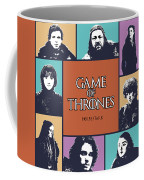 Game Of Thrones. House Stark. Coffee Mug
