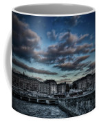 Stockholm In Dark Coffee Mug