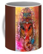 Ganesha Coffee Mug by Prerna Poojara