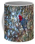 Gang Gang Cockatoo - Canberra - Australia Coffee Mug