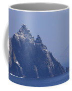 Gannets Fly Around Little Skellig, County Kerry, Ireland Coffee Mug