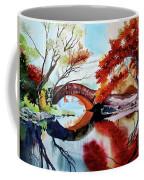 Gapstow Bridge II Coffee Mug