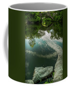 Gapstow Bridge In Central Park Coffee Mug